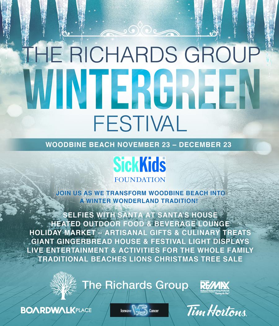 TRG Wintergreen Festival